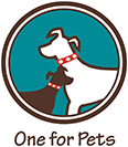 One for Pets logo